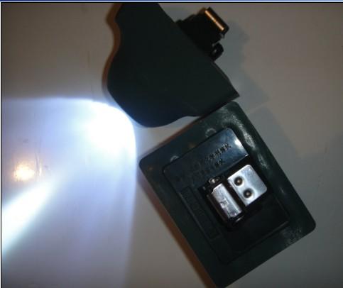 IW5110智能防爆头灯
