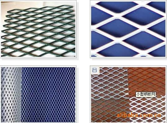 金同网业供应 钢板网 金属板网 铁板