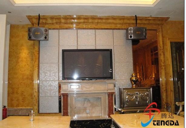 ktv电视背景墙设计公司,ktv