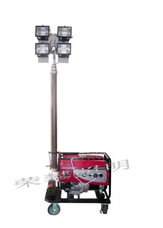 SFW6110B,移动照明车
