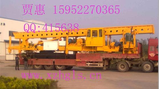 供应多用桩机多功能打桩机打CFG桩长螺旋灌注桩柴油锤管桩碎石桩机