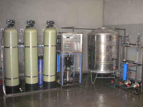 水处理设备,原水处理设备,软化水设备