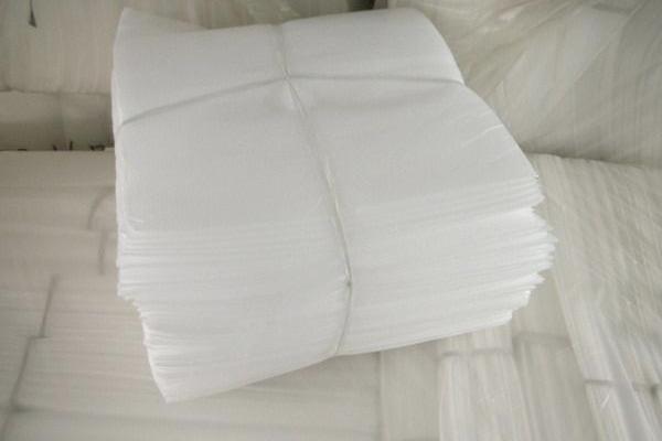 供应珍珠棉复膜袋、印字EPE珍珠棉袋