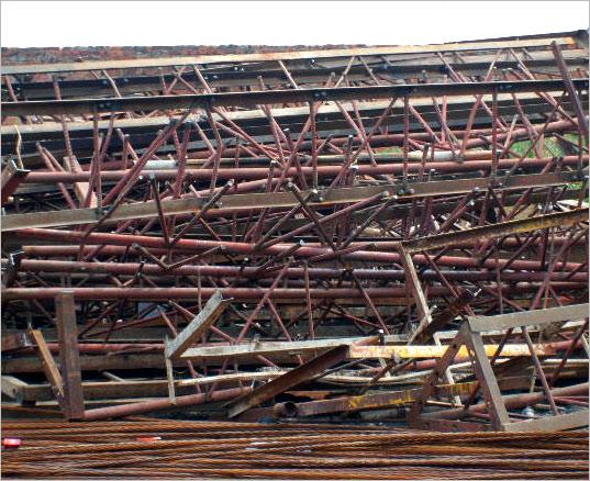 北京天津厂房拆除钢结构厂房拆除回收