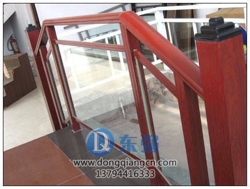 仿木铝合金栏杆(DQL16)