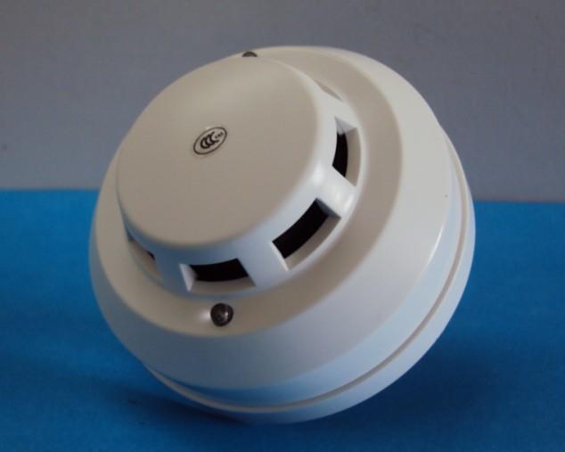 智能联网型烟感探测器 光电式烟雾报警器