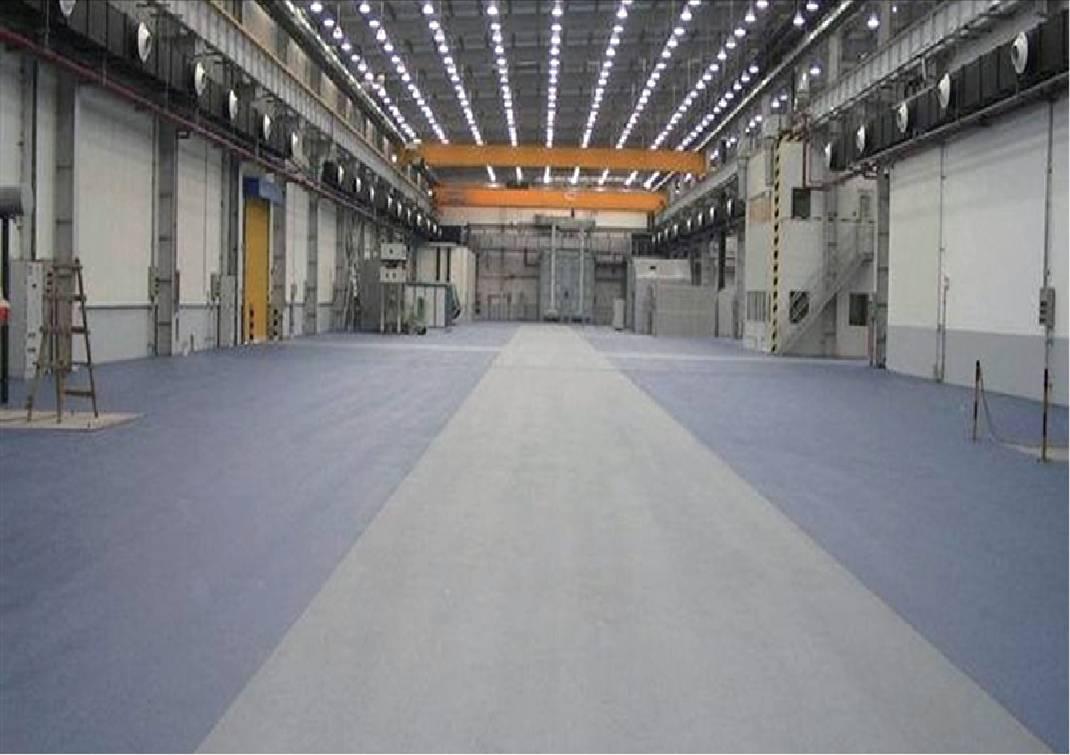 环氧树脂彩砂地坪涂装