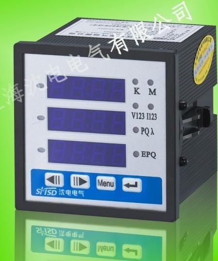 CAKJ-723IU3  三相电流表、电压表沈电产品