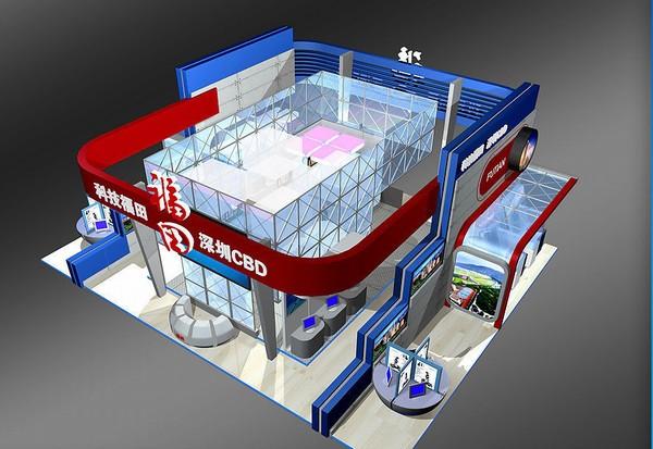 上海展会服务展台设计展台搭建