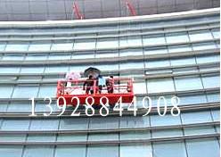 广州玻璃幕墙维修、外墙维修、更换幕墙玻璃