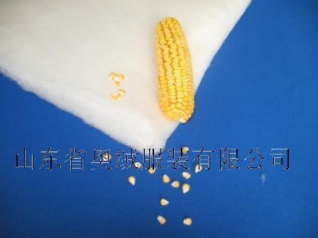 玉米纤维棉,絮片