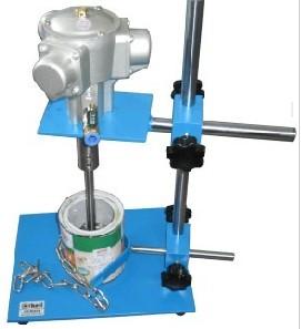 实验室气动搅拌器 桌上型气动搅拌机