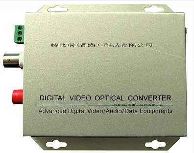 1路视频光端机 安防监控