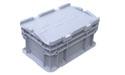 南京塑料灰色可堆箱