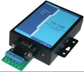 有源防雷光隔RS485转换器TD-108