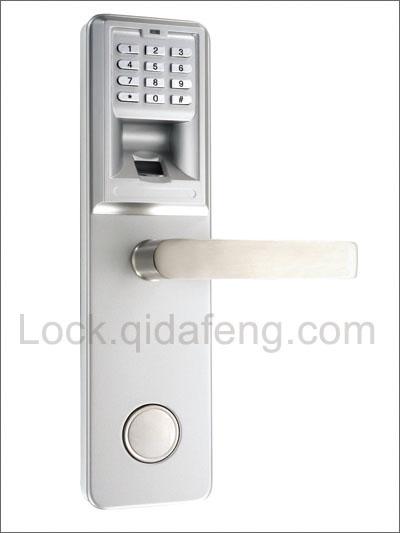 9001指纹密码锁