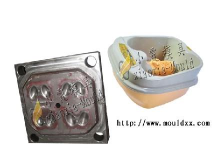 足浴盆注塑模具