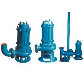 SYWQ型冲污式自动搅匀排污泵