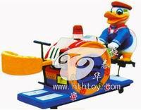 唐老鸭跷跷板,儿童跷跷板,儿童压板