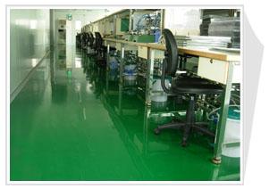 深圳工业防尘漆,环氧防尘地坪漆,环保绿色地坪