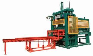 半自动5-20A型多功能震压式墙地砖生产线