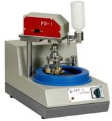 MP-1型(带自动磨头)单盘双速金相试样磨抛机