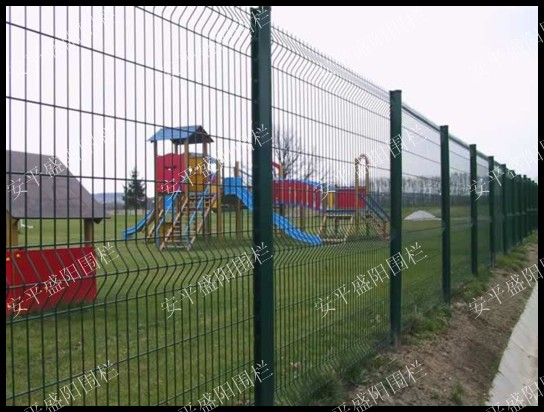 铁路护栏网价格 钢丝护栏网  安徽护栏网