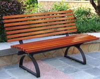 户外长椅 花园座椅 公园座椅 街道椅