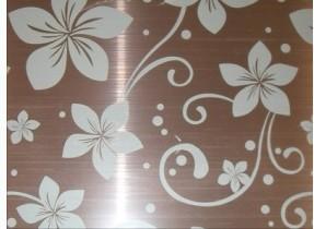 广东厂价直销彩色不锈钢卫浴花板,装饰效果好