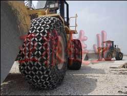 铲车轮胎防滑链、天津保护链生产基地