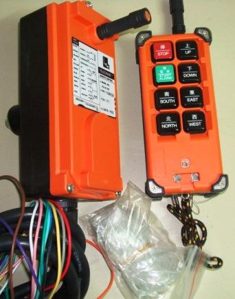电动葫芦无线遥控器