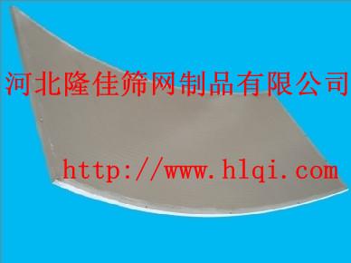 供应:不锈钢楔形丝焊接筛板高强度阻尼弧形筛网及筛板