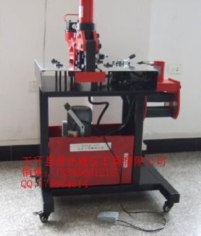 铜排加工设备_液压铜排加工设备图片