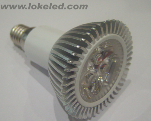 led射灯,e14-3*1w