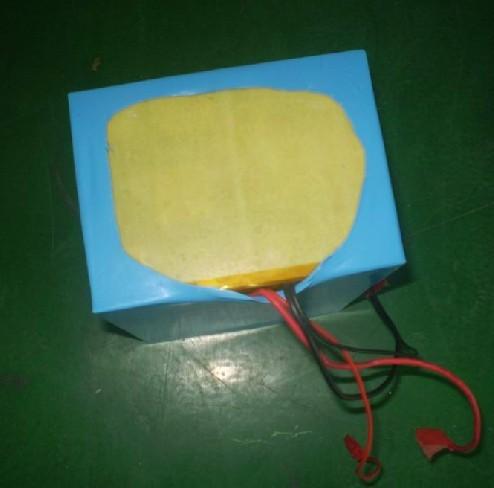 48V-15AH磷酸铁锂电池