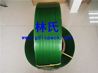 PET打包带厂家,绿色塑钢带批发价格