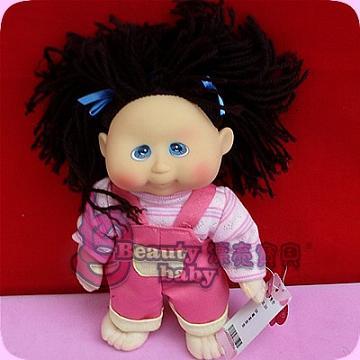 玩具招商/玩具加盟/毛绒玩具招商/椰菜娃娃