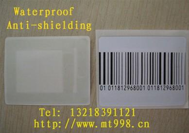 RF射频软标签,进口软标签,出口软标签