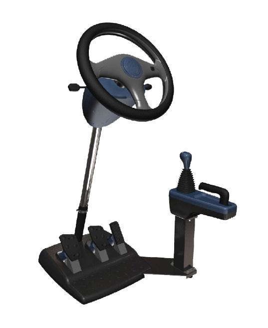 友友车友汽车驾驶训练模拟机
