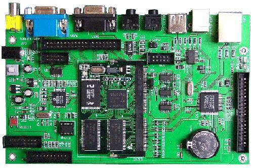 根据客户提供的样机快速准确的一次性PCB抄板(克隆)成功