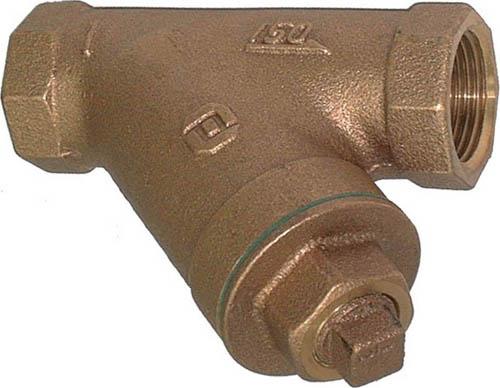鑄青銅Y型過濾器