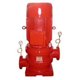 XBD立式双级(多级)消防泵