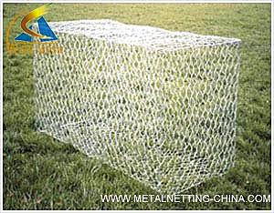 供应箱式石笼网,江苏石笼网箱 ,南京六角石笼网