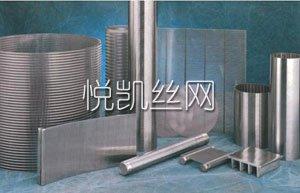 楔形丝焊接筛板,约翰逊滤网