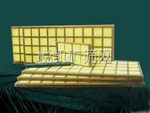聚氨酯筛网,聚氨酯筛板,聚氨酯板
