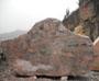 湖北幻彩红三峡浪园林景观石三峡奇石三峡观石三峡石三峡观赏石幻彩红