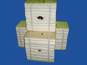 陶瓷纤维组块