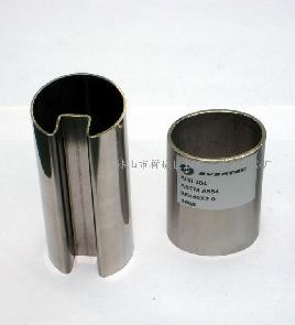 不锈钢凹槽管/异型不锈钢管/佛山市鑫力泰不锈钢有限公司