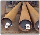 8深井保护用贵金属氧化物深井阳极