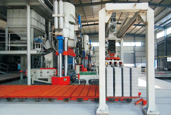 清远蒸压灰砂砖生产设备价格加气混凝土蒸养砖生产线